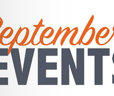 September 2013 Events