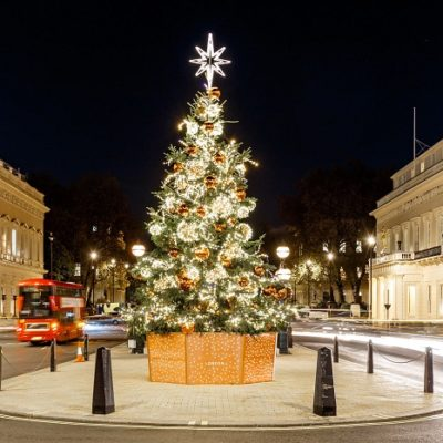 Places in London to Enjoy Christmas